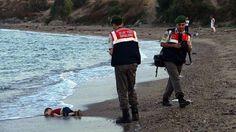 Mentiras. La imagen de un niño muerto conmueve, duele. Pero no todas las muertes nos transforman en dolientes. Las imágenes nos convocan lejanos y a salvo, capaces de llorar lágrimas angustiadas que se secan con el revés de la mano. Un niño muertono es el mundo entero. Un niño sirio o africano ahogadostratando de huir …