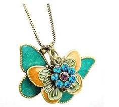 Collar Mariposa $20.000