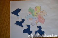 Using tesselations