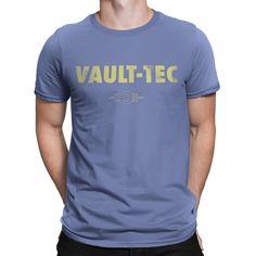 Fallout 4 Vault-Tec Logo Tee