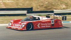 RSC Photo Gallery - World Sports Prototype Championship Brands Hatch 1989 - Porsche 962 no.14 - Racing Sports Cars