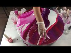 Resin Art - Beginners Basics PART TWO Using Liquid Tints - YouTube