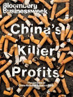 Businessweek y el tabaco en China