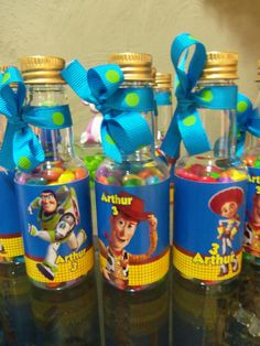 Garrafinha Personalizada Toy Story