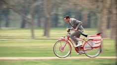 Pee-wee's bike is for sale!