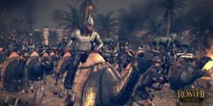 Total War  Rome 2 Developer Responds to DLC Backlash - Alleged on-disc DLC is put down to a 'marketing error' and a 'misunderstanding.'
