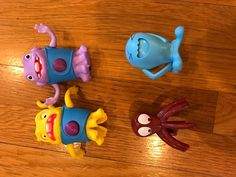 2.00 McDonalds Happy Meal - HOME -