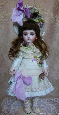 F.Gaulter Bebe - Emily Hart Dolls