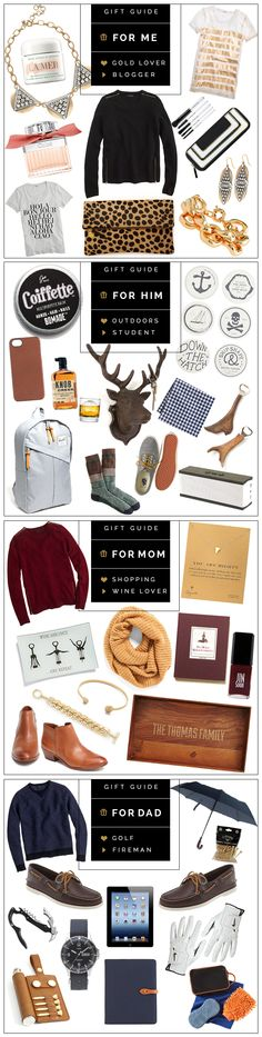 the ultimate gift guide for you, for him, for mom and for dad | for the love of gold