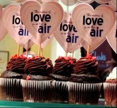 love is in the air, pinned by Ton van der Veer