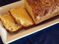 Cheese Loaf. Two different types of cheese make this the cheese loaf soooo good!!