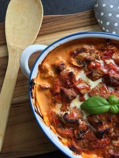 Schnitzel im Ofen überbacken - ein wahres Soulfood