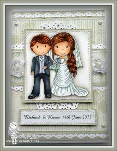 The Paper Nest: Wedding Couple