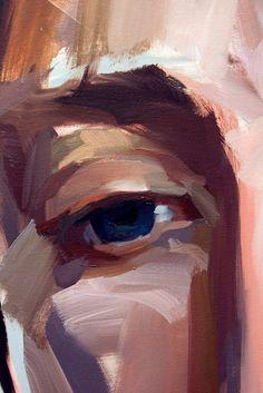 Painting by Nick Lepard Painting Inspiration, Art Inspo, Illustration Art, Illustrations, A Level Art, Portrait Art, Portraits, Oeuvre D'art, Art Techniques