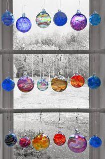 Blown-glass Float Ornaments - Jason Trebolo | Touchstone Gallery