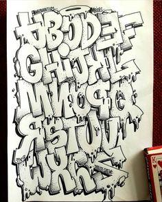 Likes, 84 Comments – Mr.iös (mrioes vwahfdeq) on Insta… – Graffiti World Grafitti Letters, Graffiti Alphabet Styles, Graffiti Lettering Alphabet, Graffiti Words, Tattoo Lettering Fonts, Graffiti Drawing, Graffiti Styles, Street Art Graffiti, Graffiti Font Style