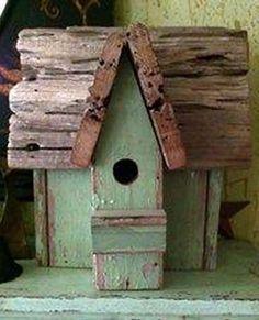 Easy to make bird house