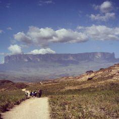 Roraima Tepuy. Canaima National Park. Venezuela.