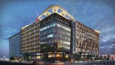 South Africa: Marriott, The Amdec Group to develop the Johannesburg Marriott Hotel Melrose Arch and Marriott Executive Apartments Johannesburg Melrose Arch