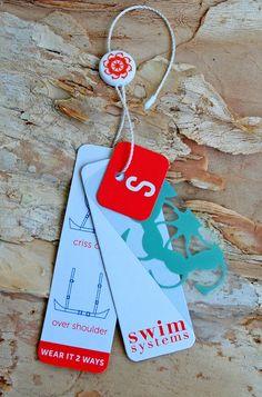 hang tag design - Google Search