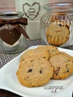 Gluténmentes mézes keksz | Gluténmentes élet Paleo, Muffin, Food And Drink, Gluten Free, Snacks, Cookies, Breakfast, Fitt, December