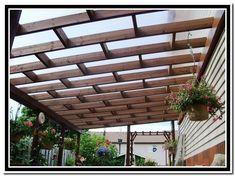 Pergola Roof Panels Clear Roof Panels For Pergola Amazing Simple Create Decorate Unique And Wooden Trellis Create Decor Diy Pergola, Building A Pergola, Pergola Canopy, Wooden Pergola, Outdoor Pergola, Pergola Shade, Pergola Ideas, Small Pergola, Building Plans