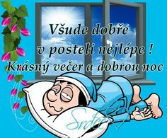 Dobrou noc Smiley, Good Night, Slogan, Family Guy, Funny, Fictional Characters, Animated Emoticons, Pictures, Nighty Night