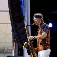 Mike Stern/Bill Evans Band - Alfa Jazz Festival 2015  Lviv, Ukraine  © Taras Bóhdan photo