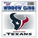 Houston Texans static cling