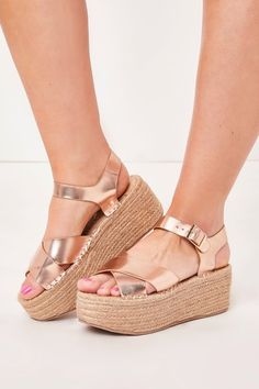 3d89d12044d8 Women s Happy Espadrille Wedge - Universal Thread Taupe (Brown) 12 in 2019