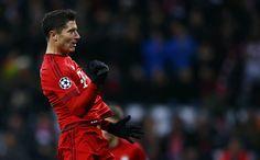 """Alvo do Real, Lewandowski diz que se vê """"renovando com o Bayern"""" #globoesporte"""
