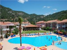 Turquoise Hotel, Oludeniz, Turkey