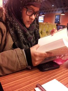 Love books so much, I'm even reading whilst out in a restaurant with friends :P