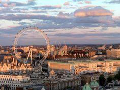 Gettyimages: Sunrise over London by EIGHTFISH