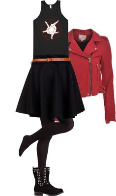 """""""Outfit on 2.1.13"""" by lieslzhenderson ❤ liked on Polyvore"""