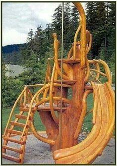 Fun playground.