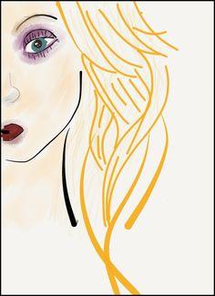 Sketchy #802: Olga Lidia Thomas by Jordan Melnick