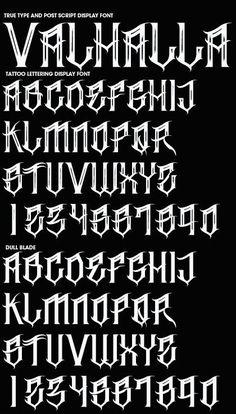 Hydro74 New Fonts v.3 on Behance