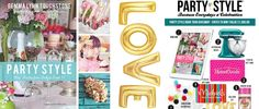Party Style Book by