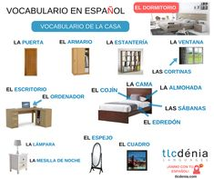 Vocabulario-espanol-dormitorio
