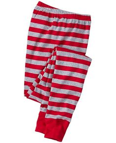Long John Pajama Pants In Organic Cotton from #HannaAndersson.