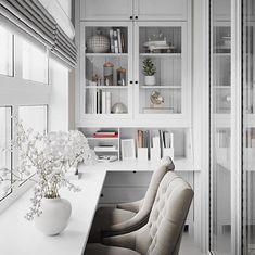 Home Office Decor Home Office Space, Home Office Design, Home Office Decor, Interior Design Living Room, Home Decor, Interior Livingroom, Interior Balcony, Apartment Balcony Decorating, Apartment Design