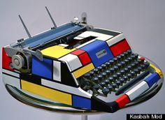 Amazing retro typewriters