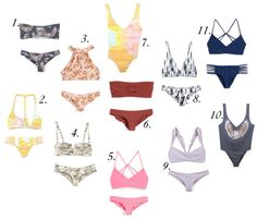 Brand Spotlight: Boys   Arrows - This Site has AMAZING swimwear including sexy one-pieces and adorable cover-ups!