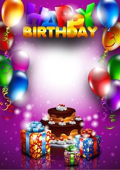 Free birthday cards download free greetings cards animated joyeux anniversaire happy birthday m4hsunfo