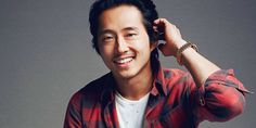 Steven Yeun Was Psyched to Act Opposite an Animated 'Superpig' in <i>Okja</i> Steven Yeun, Voice Acting, Korean American, Nightwing, Best Actor, American Actors, Psych, Superman, Movie Tv