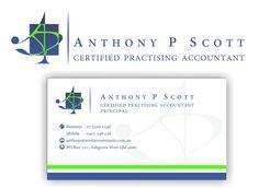 Design an innovative logo, business card and letterhead package for an Accountant by roowan