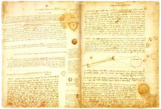 """The Codex Leicester"", de Leonardo da Vinci"