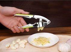 1pc-Kitchen-Craft-Class-Garlic-Press-Slicer-Crusher-Squeezer-Presser-Masher