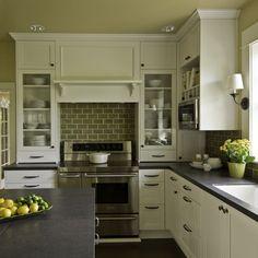 bungalow remodel kitchen   Classic Bungalow Kitchen Remodel Portland Oregon   Mosaik Design ...